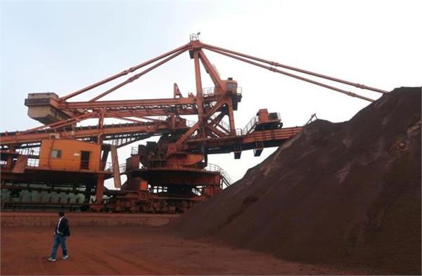 chinese regulators have launched a probe into the spot iron business