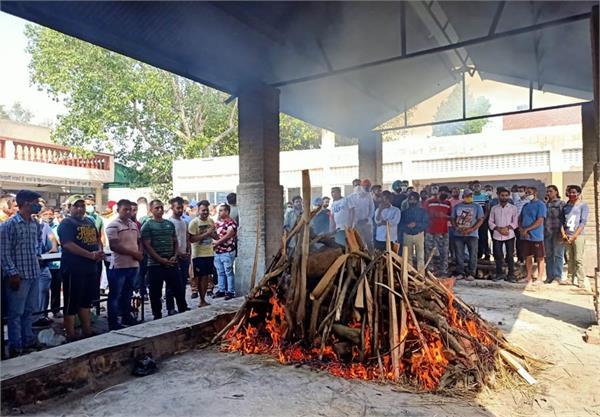 gun firing sukhmeet singh deputy murder jalandhar