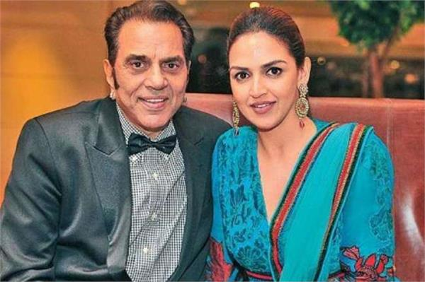special video shared by dharmendra  daughter isha deol praising her father