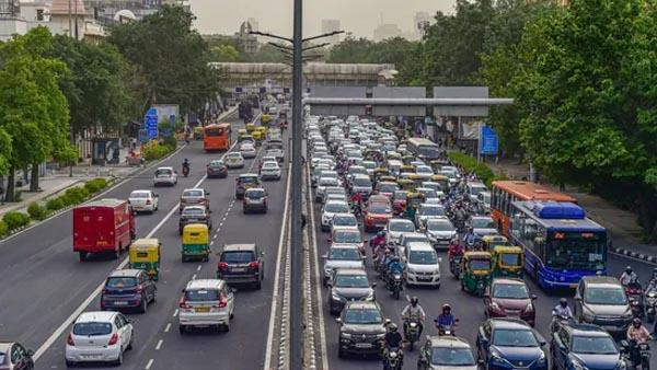 delhi traffic police revise maximum speed limits for vehicles