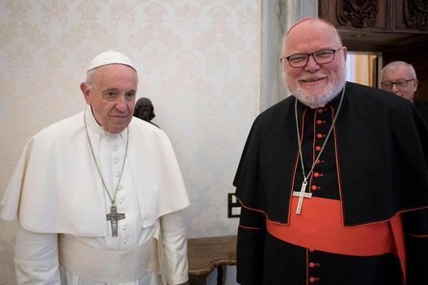 pope francis  reinhard marx  resignation  rejection