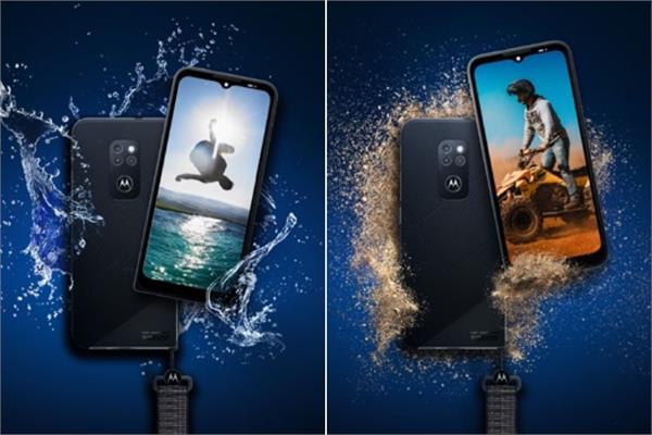 motorola defy rugged smartphone launched