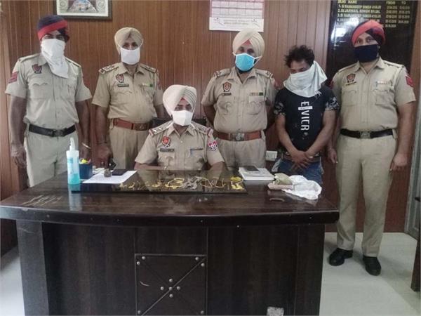man arrested jalandhar