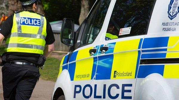 scotland  school bus crash  two children seriously injured