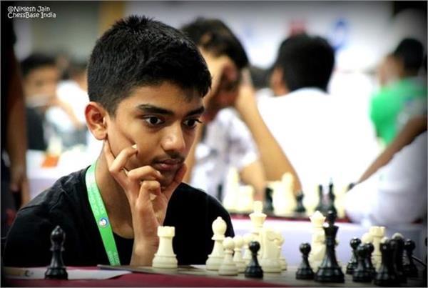 d gukesh world cup chess wild card