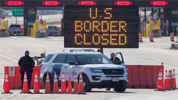 canada u s border but no deal reached