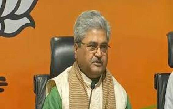 only one bjp worker can become pm  dushyant gautam