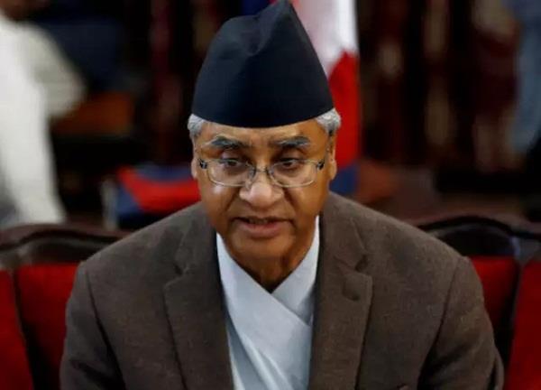 deuba  s command in nepal is in india  s interest