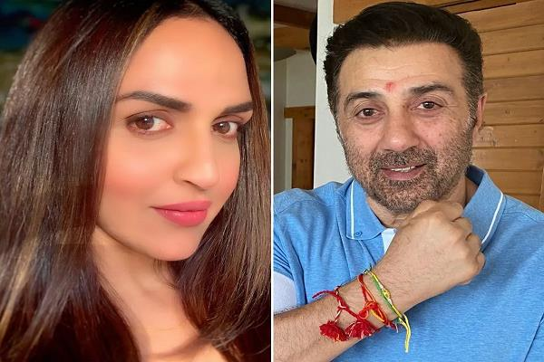 isha came to dharmendra  s house after sunny deol  s request