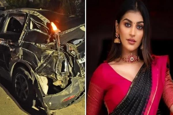 drunk   bigg boss   fame yashika anand dies in road accident  friend death