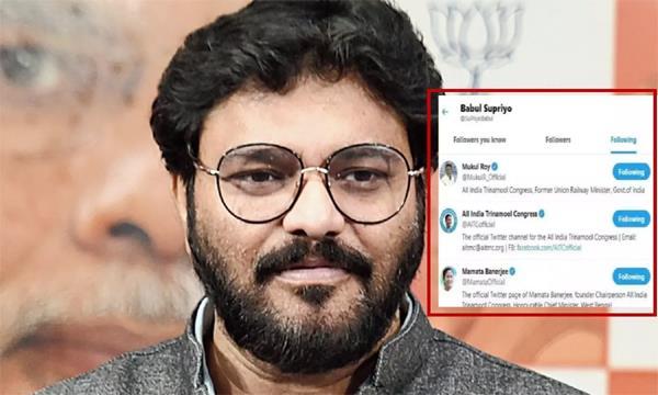 supriyo following tmc on twitter worries bengal bjp