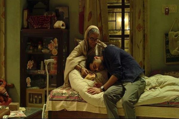 ਸੁਰੇਖਾ ਸੀਕਰੀ ਦੇ ਦਿਹਾਂਤ 'ਤੇ ਆਯੁਸ਼ਮਾਨ ਨੇ ਸਾਂਝੀ ਕੀਤੀ ਪੋਸਟ, ਕਿਹਾ-'ਕੰਮ ਨਾਲ ਮਿਲਣ ਕਰਕੇ ਪਰੇਸ਼ਾਨ ਸੀ ਅਦਾਕਾਰਾ'