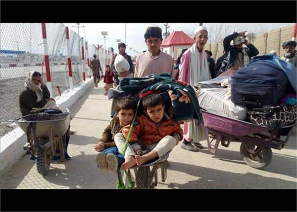 violence in afghanistan displaces over 36 000 families