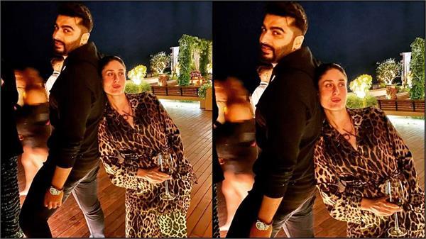 apart from saif  when arjun kapoor fell in love with kareena kapoor