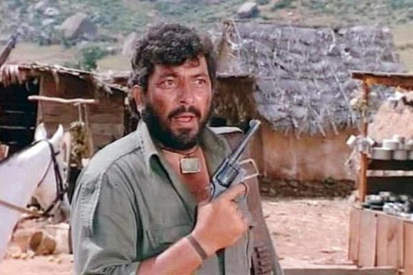 amjad khan famous saying   kitne aadmi the   character gabbar singh
