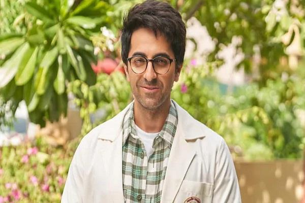 ayushman khurana will be seen in the role of doctor  first look
