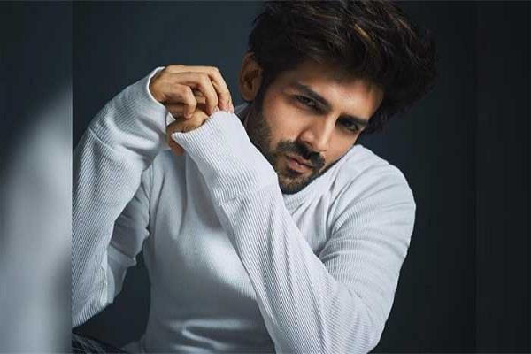 the pilot will be played role kartik aryan first look upcoming film