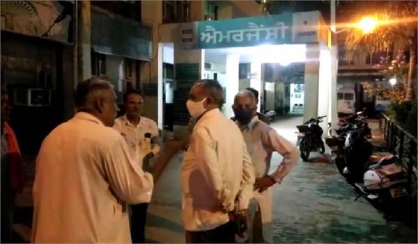 hoshiarpur major incident youth murder army man