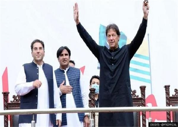 imran khan  kashmir  government  elections  islamabad