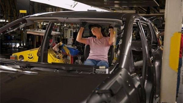 uk  car production declines due to covid app privacy alerts
