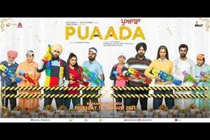 puaada releasing on 12 august worldwide