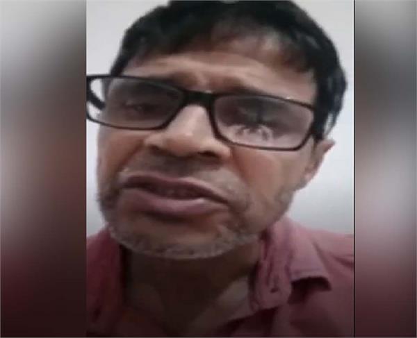 man suicide in hoshiarpur facebook live