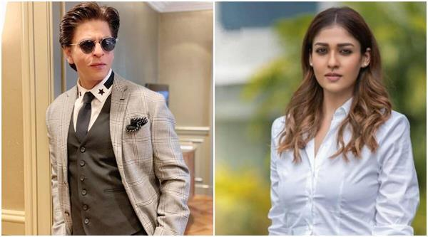 shahrukh khan to romance with nayanthara in upcoming film