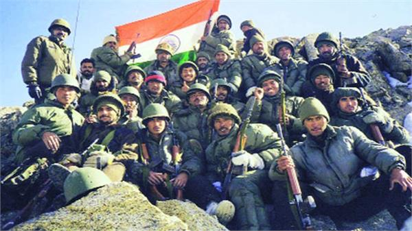 amazing was the display of bravery in the kargil war