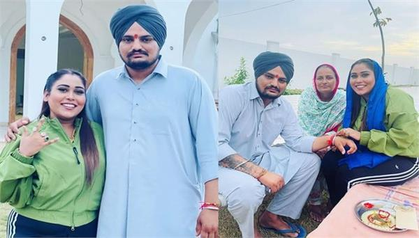 punjabi singer afsana khan and sidhu moose wala