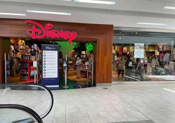 glasgow based disney store closes after 30 years