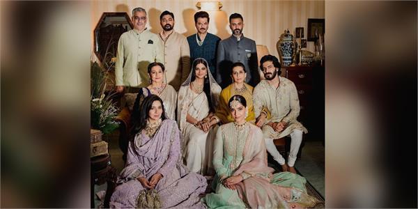 rhea kapoor wedding card