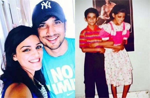 shweta was emotional when she remembered her brother sushant
