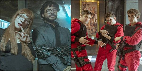 money heist 5  titles and glimpses of first five episodes revealed