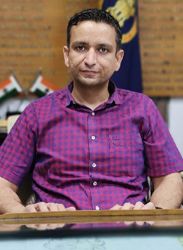 ghansham thori deputy commissioner jalandhar