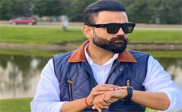 punjabi singer amrit maan opens his hotel   marriott   in california
