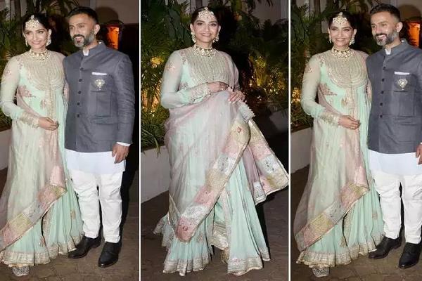 sonam kapoor gets emotional at sister riya kapoor s wedding
