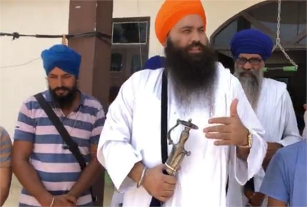 baljit singh daduwal sikh family boycott
