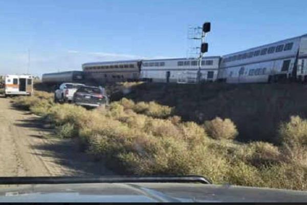 train derailment in the united states  3 death