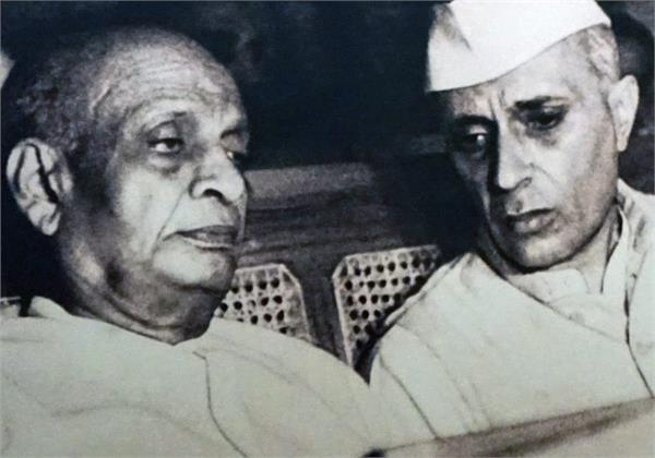 with sardar patel  s determination  hyderabad became part of india