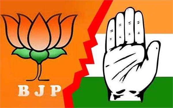 uniformity of congress and bjp