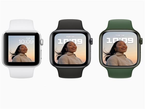 apple watch series 7 delivers larger screens and more durability