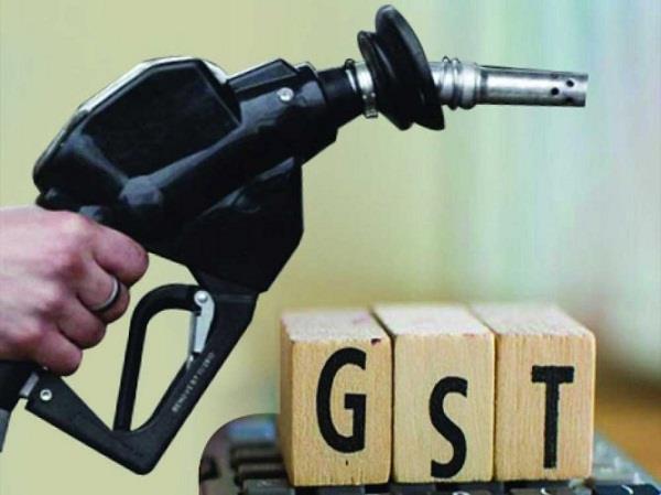 petrol diesel gst