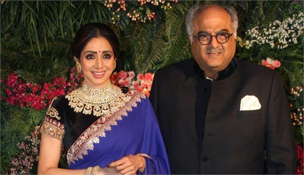 boney kapoor  s debut in bollywood films
