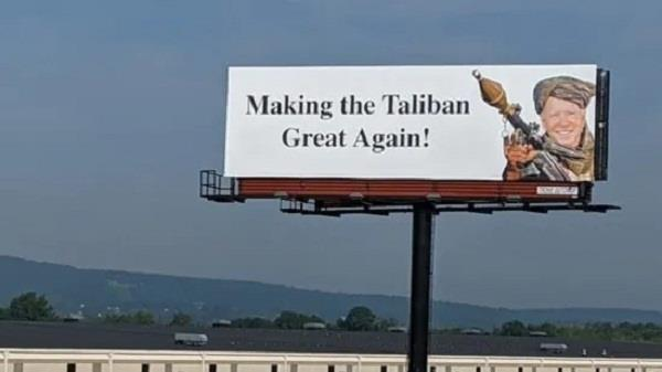 biden  s   picture   in rocket launcher and taliban outfit goes viral