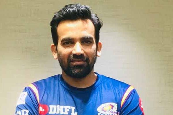 zaheer khan  s statement on hardik pandya  s fitness