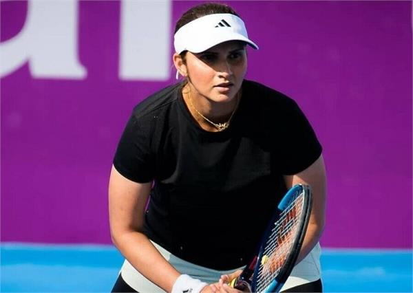 sania earns shot at first title of 2021 season  reaches the final with zhang