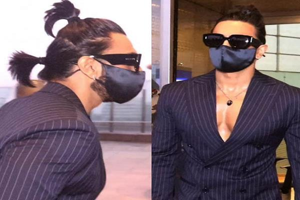 ranveer singh  s double edged style grabs fans   attention