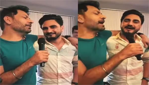 jasbir jassi and kulwinder billa video viral on social media