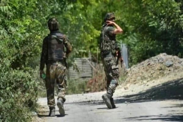 two terrorists killed in encounter with security forces in uri