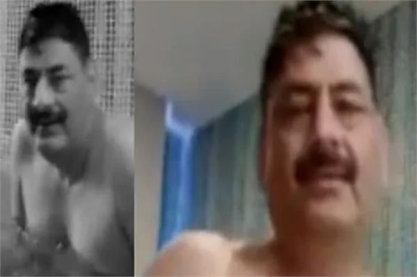 rajasthan  dsp and woman constable obscene viral video case